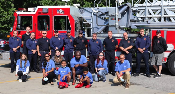 IMCD US Pays Tribute to First Responders for the 20th Anniversary of 9/11