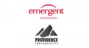 Emergent BioSolutions, Providence Therapeutics Enter Vaccine Manufacturing Partnership