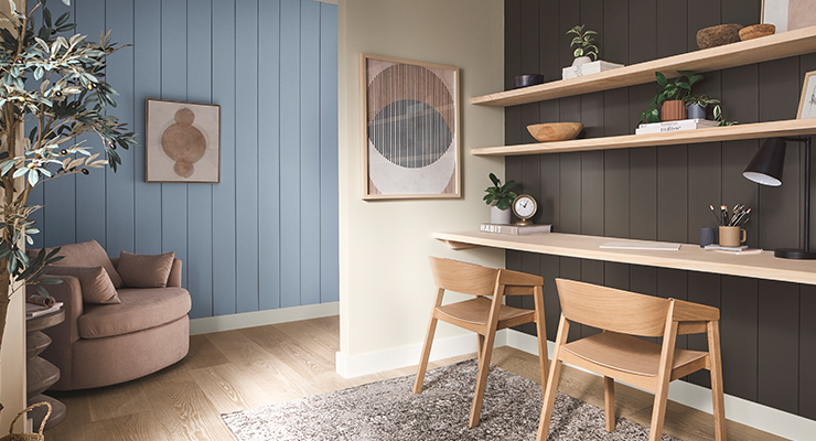 HGTV Home by Sherwin-Williams Announces Its 2022 Color Collection of the Year