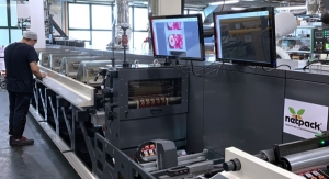 Netpack Italy installs Nilpeter FA-Line