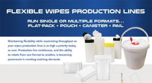 Flexible Wipes Production Lines