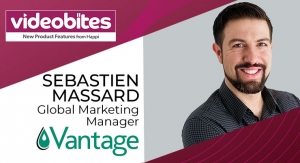 Videobite: Sebastien Massard of Vantage