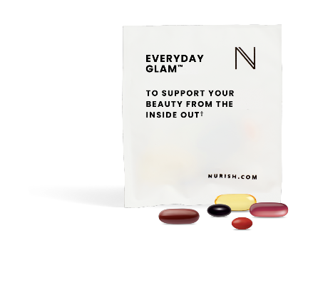 Nurish By Nature Made's 'Everyday Glam Pack' Supports Beauty from the Inside Out