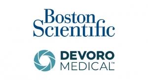 Boston Scientific Agrees to Acquire Devoro Medical