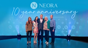 Neora Celebrates a Decade of Growth In Anti-Aging Skin Care, Hair Care & Wellness