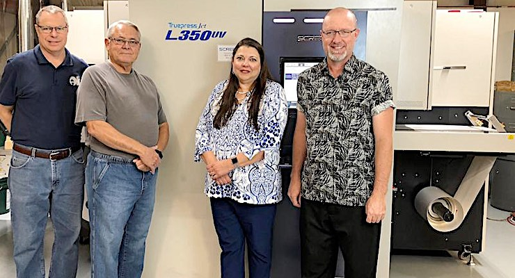 Resource Label Group acquires Missouri-based Ample Labels