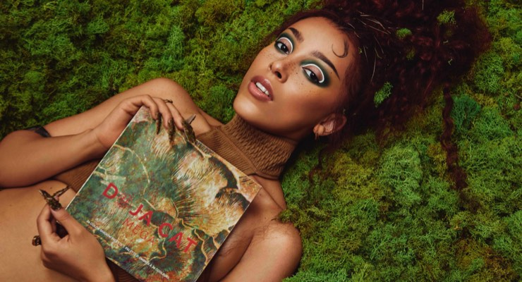 Indie Beauty Brand BH Cosmetics Taps Doja Cat for Vegan Makeup Collection