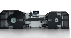 Accraply Revolve shrink sleeve seamer line launched at Label Congress