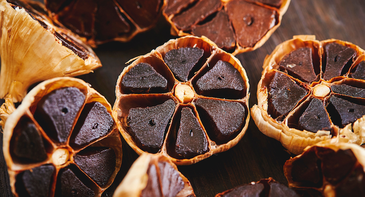 Pharmactive Implements New Green Extraction Tech for Aged Black Garlic