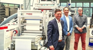 Barthel Group standardizes on UV LED curing with Mark Andy