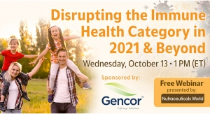 Disrupting the Immune Health Category in 2021 & Beyond