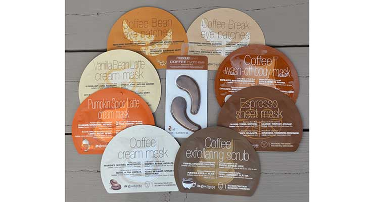 MasqueBar Coffee-Infused Skin Care Masks Line Now Available at Walmart