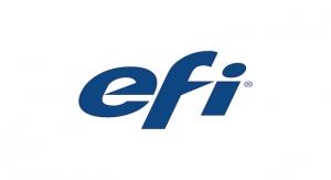 EFI ProGraphics UV LED XA Inkjet Ink Now Available
