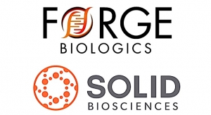 Solid Biosciences, Forge Biologics Enter Development and Manufacturing Pact