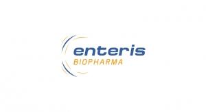Enteris Completes Phase 1 Trial of Optimized Peptelligence Oral Leuprolide