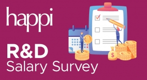 Participate in Our R&D Salary Survey
