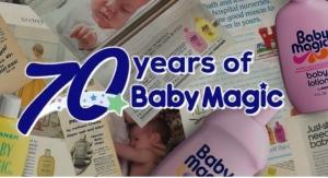 Iconic Baby Magic Brand Turns 70