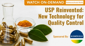 USP Reinvented: New Technology for Quality Control