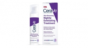CeraVe Launches Skin Renewing Nightly Exfoliating Treatment