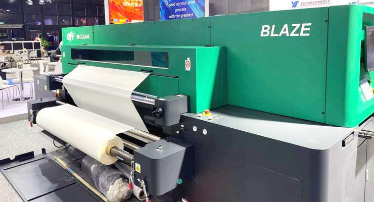 The Digital Textile Ink Market is Pressing Forward