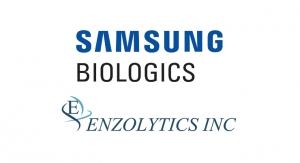 Samsung Biologics and Enzolytics Sign CDMO Agreement