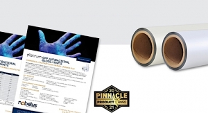 PlatinumOPP antibacterial laminate receives industry accolade