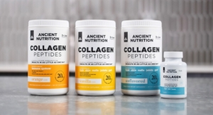 Ancient Nutrition Launches Line of Fast-Acting Collagen Peptides