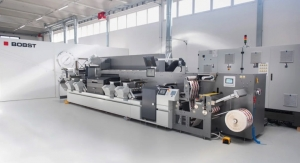 Bobst Competence Center now fully-equipped
