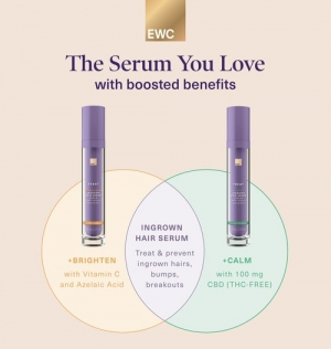 European Wax Center, Inc. Expands Best In Class Ingrown Hair Serum Line