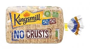 Post-consumer plastic elevates Kingsmill bread packaging