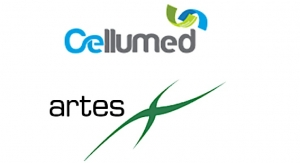 Cellumed and ARTES Sign Development and License Agreement