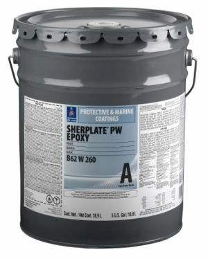 Sherwin-Williams' SherPlate PW epoxy cures in 24 hours