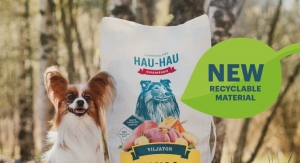 Recyclable dog food packaging unleashed