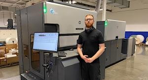 Hub Labels expands with HP Indigo 6K digital press