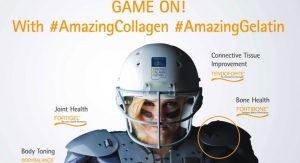 GELITA Ready for Game Time with Bioactive Collagen Peptides and Gelatin