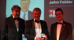 HMG Paints Chairman John Falder Awarded Silver Medal by BCF