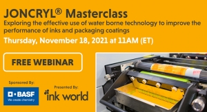 JONCRYL® Masterclass – Exploring the effective use of water borne technology