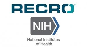 Recro Pharma Awarded NIH Development, Mfg. Contract