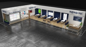 Toyo Printing Inks Participates in Eurasia Packaging Istanbul Fair