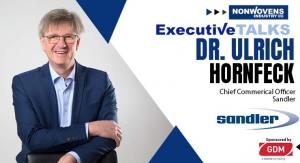 Executive Talks: Sandler Focuses on Sustainable Nonwovens