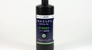 Inkcups' Vivid White Digital Ink Now Offers Longer Shelf Life, Better Opacity