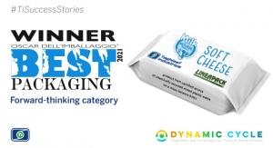 Taghleef Industries wins Italian Best Packaging Award
