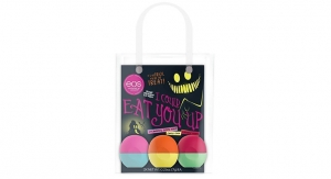 Eos Launches Halloween Candy-Inspired Lip Balm Trio