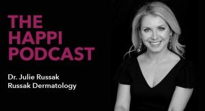 Happi Podcast With Dr. Julie Russak of Russak Dermatology