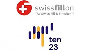 Sterile Fill/Finish CDMO swissfillon Joins ten23 health