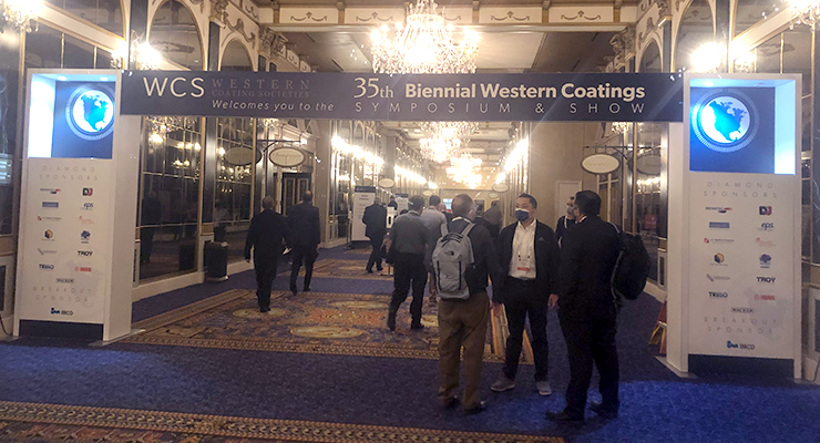 The 35th Biennial Western Coatings Symposium and Show