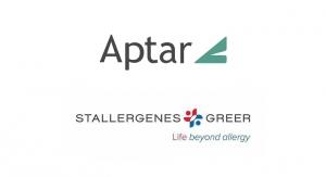 Aptar Pharma Enters Exclusive Partnership with Stallergenes Greer