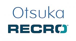Recro Becomes Commercial Supplier for Otsuka