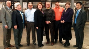 3 Sigma hosts USDA and Ohio Development officials