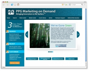 PPG teams with BrandMuscle